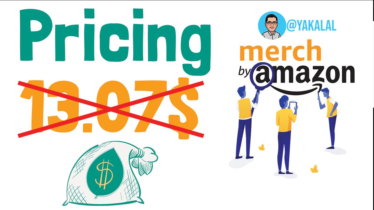 استراتيجية التسعير الخاصة بي لمرش باي امازون | My Pricing strategy for MBA